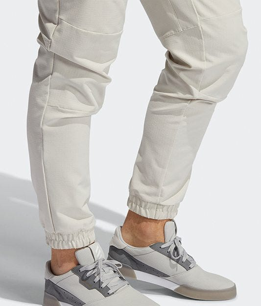 adidas adicross Smart Woven Jogger Pant Beige