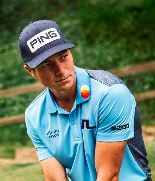 Victor Hovland J Lindeberg Golf