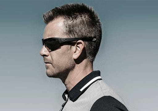 Henrik Stenson Eyewear Brand Page