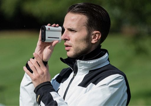 Leica Golf Rangefinders Brand Page