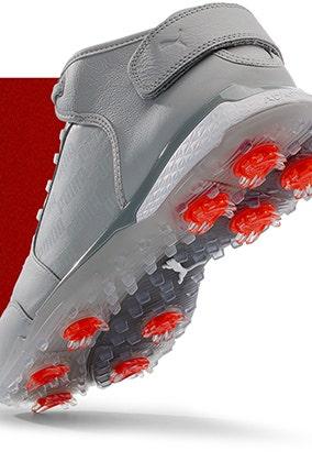 PUMA Pro Adapt Delta Mid Top Golf Shoes