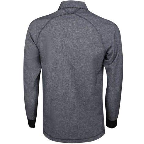 adidas Golf Shirt - Adicross Oxford Button Up - Carbon HTR AW19