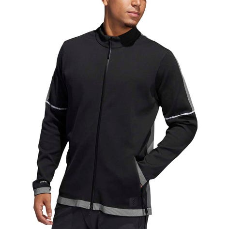adidas Golf Jacket - Adicross Primeknit FZ - Black SS20