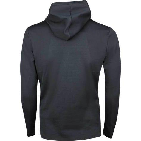 adidas Golf Jacket - Adicross Primeknit Hoodie - Black AW19