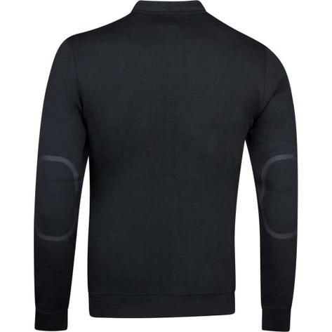 adidas Golf Jacket - Adicross Tech Cardigan - Black AW19