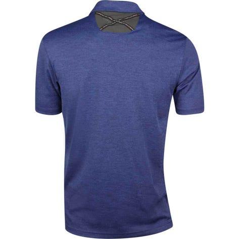 adidas Golf Shirt - Adicross No Show Polo - Dark Blue AW19