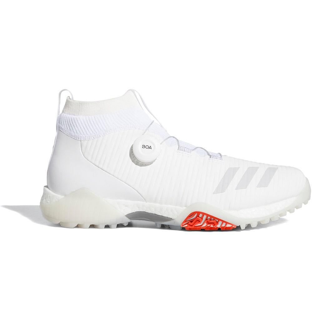 adidas Golf Shoes - CODECHAOS Primeknit BOA - White 2020