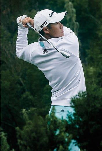 adidas Golf - White EQT Quarter Zip Pullover - Spring 2021