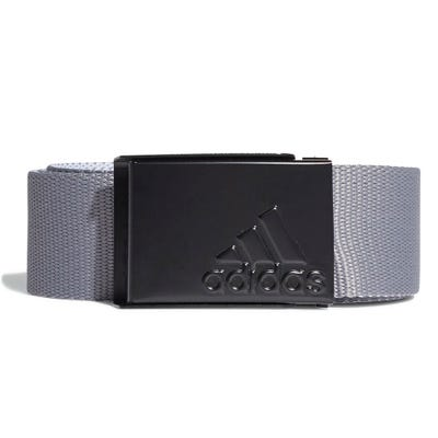 adidas Golf Belt - Reversible Web - Grey Three SS21