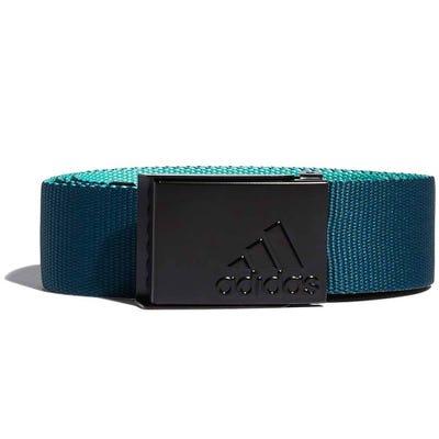 adidas Golf Belt - Reversible Web - Wild Teal SS21