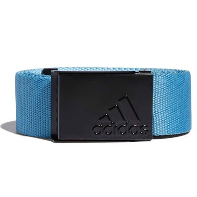 adidas Golf Belt - Reversible Web - Hazy Blue SS21