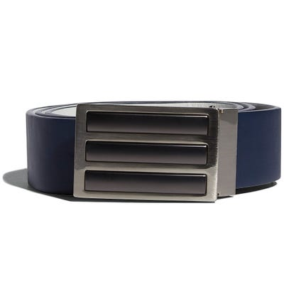 adidas Golf Belt - Reversible 3 Stripe Tour Belt - Collegiate Navy SS21