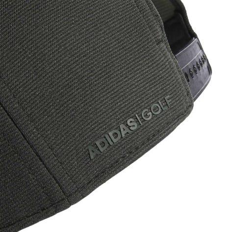 adidas Golf Cap - Debossed Logo Snapback - Legend Earth AW19