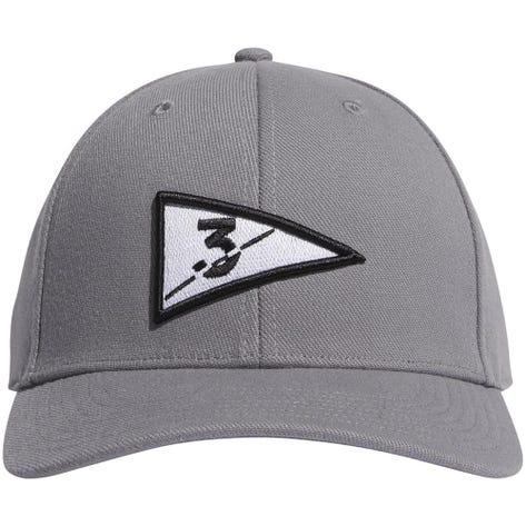 adidas Golf Cap - Flag Snapback - Grey Three AW20