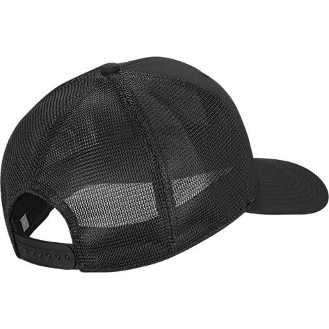 Adidas Golf Cap - Globe Trucker Snapback - Black SS19