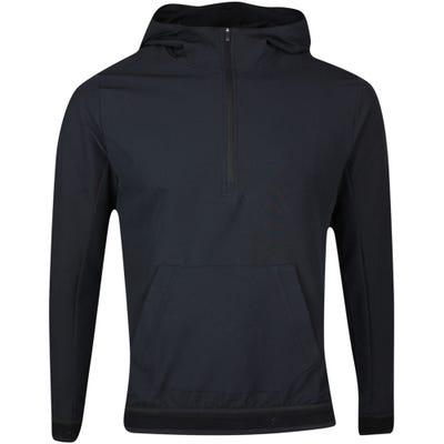 adidas Golf Jacket - Adicross Anorak Hoodie - Black SS21