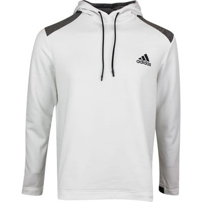 adidas Golf Jumper - Cold.RDY Hoodie - White AW21