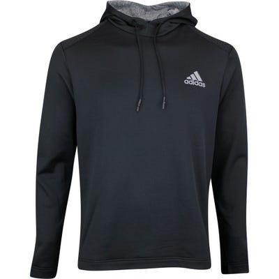 adidas Golf Jumper - Cold.RDY Hoodie - Black AW21
