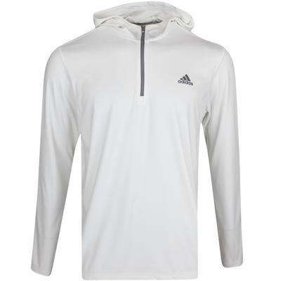 adidas Golf Jumper - Novelty Hoodie - White AW21