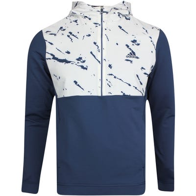 adidas Golf Pullover - Primeblue Cold.RDY Hoodie - Crew Navy AW21