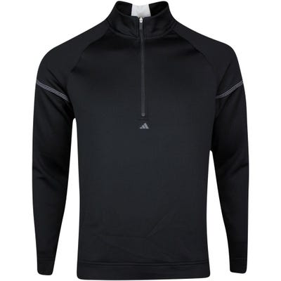 adidas Golf Pullover - EQT Quarter Zip - Black SS21