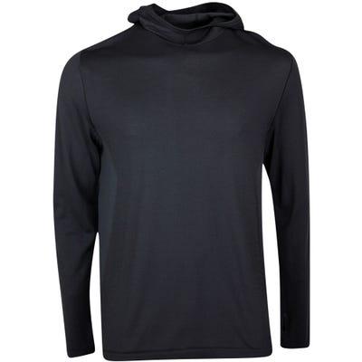 adidas Golf Jumper - Primeknit Flex Hoodie - Black SS21