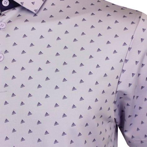 adidas Golf Shirt - Ultimate BOS Polo - Purple Tint SS20