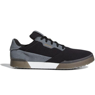 adidas Golf Shoes - Adicross Retro Ripstop - Black 2021