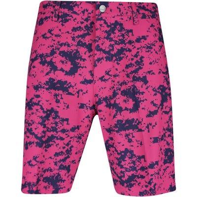 adidas Golf Shorts - Ultimate Camo Short - Wild Pink SS21