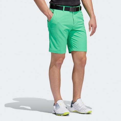 adidas Golf Shorts - Ultimate Core Short - Semi Green AW21