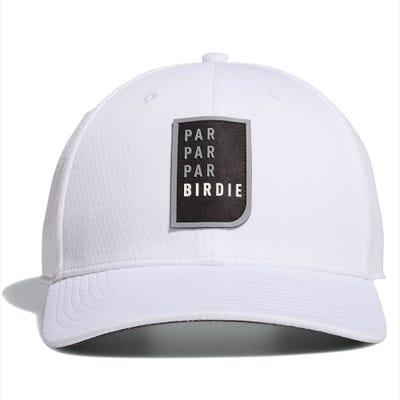adidas Golf Cap - Par Birdie Snapback - White AW21