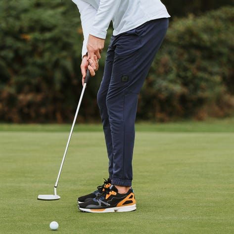 adidas Golf Trousers - Adicross Woven Jogger - Midnight AW21