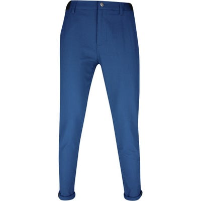 adidas Golf Trousers - Pin Roll Tapered Pant - Crew Navy SS21