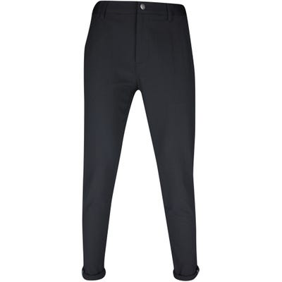 adidas Golf Trousers - Pin Roll Tapered Pant - Black SS21
