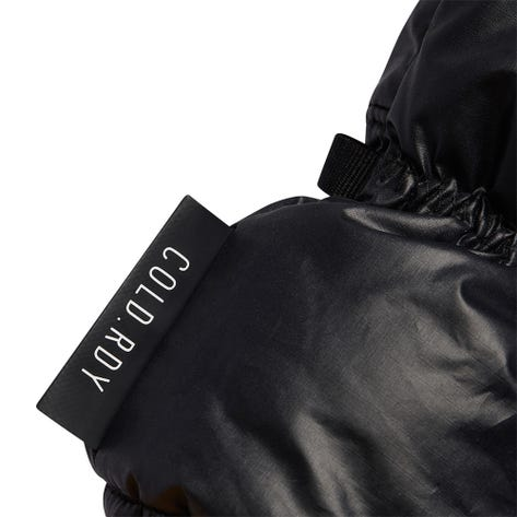 adidas Golf Gloves - Cold.RDY Mitts - Black AW21