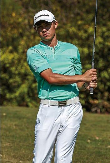 adidas Golf - Collin Morikawa Primeknit Polo - Spring 2021