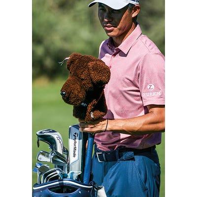 adidas Golf - Collin Morikawa Camo Polo - Spring 2021