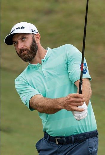 adidas Golf - Dustin Johnson Flat Collar Polo - Spring 2021