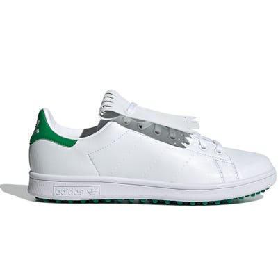 adidas Golf Shoes - Stan Smith Spikeless - White LE 2021
