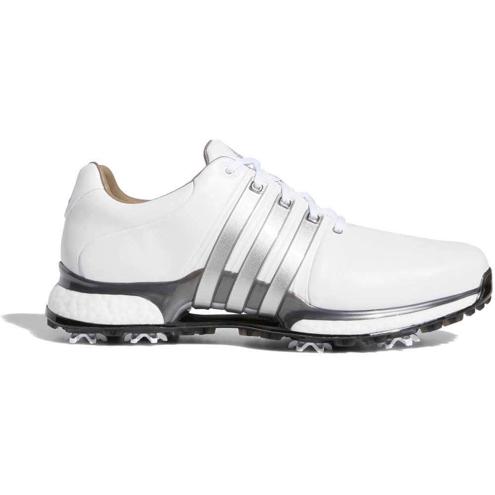 adidas Golf Shoes - Tour360 XT Boost - White - Silver AW19
