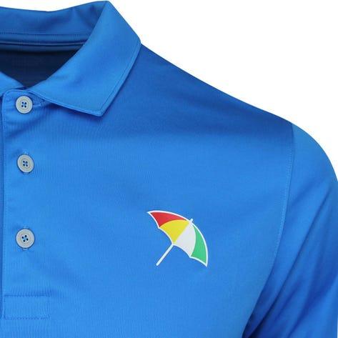 PUMA Golf Shirt - Arnold Palmer Umbrella Polo - Ibiza Blue 2020
