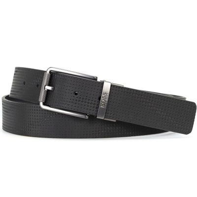 BOSS Golf Belt - Tintin Reversible - Black PF21