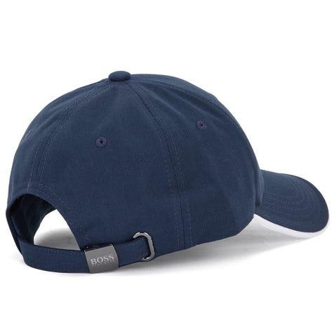 BOSS Golf Cap - X Curved Logo - Nightwatch FA21