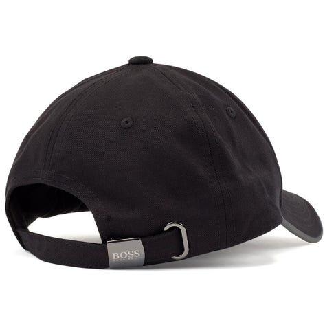 BOSS Golf Cap - X Curved Logo - Black FA21