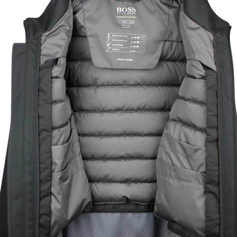 BOSS Golf Jacket - Jalmstad Pro 2 - Black SP19