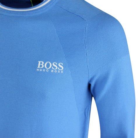 BOSS Golf Jumper - Riceno Pro - Azure Blue FA21
