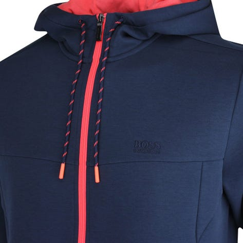BOSS Golf Hoodie - Saggy 1 FZ - Nightwatch PF21
