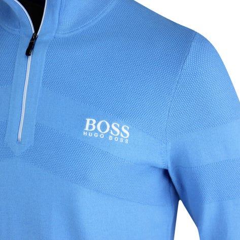BOSS Golf Jumper - Zeci Pro - Azure Blue FA21