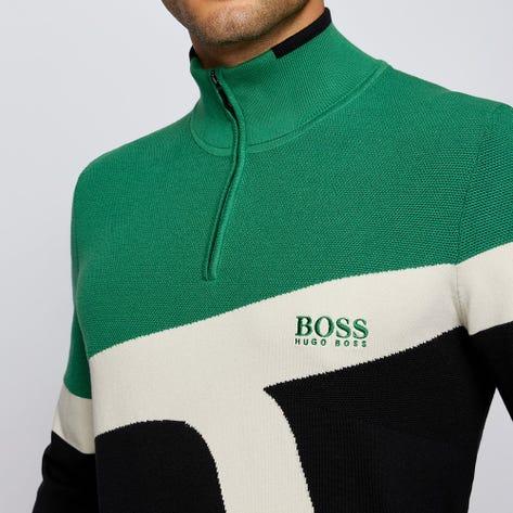 BOSS Golf Jumper - Zetto Pro - Black FA21