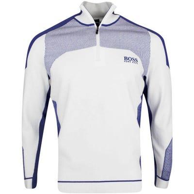 BOSS Golf Jumper - Zordi Pro - Training White PF21